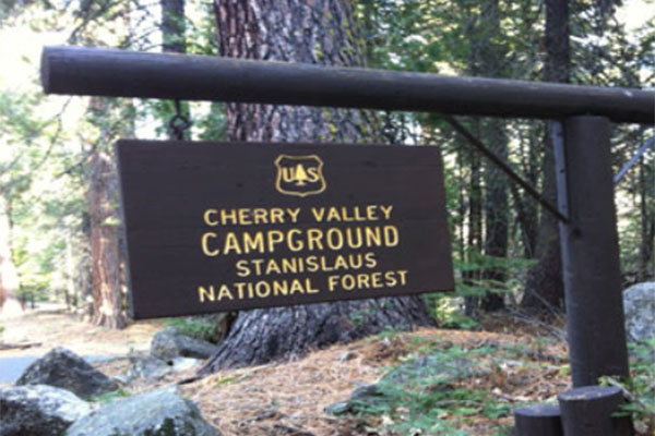 Cherry Valley Campground Visittuolumne Com