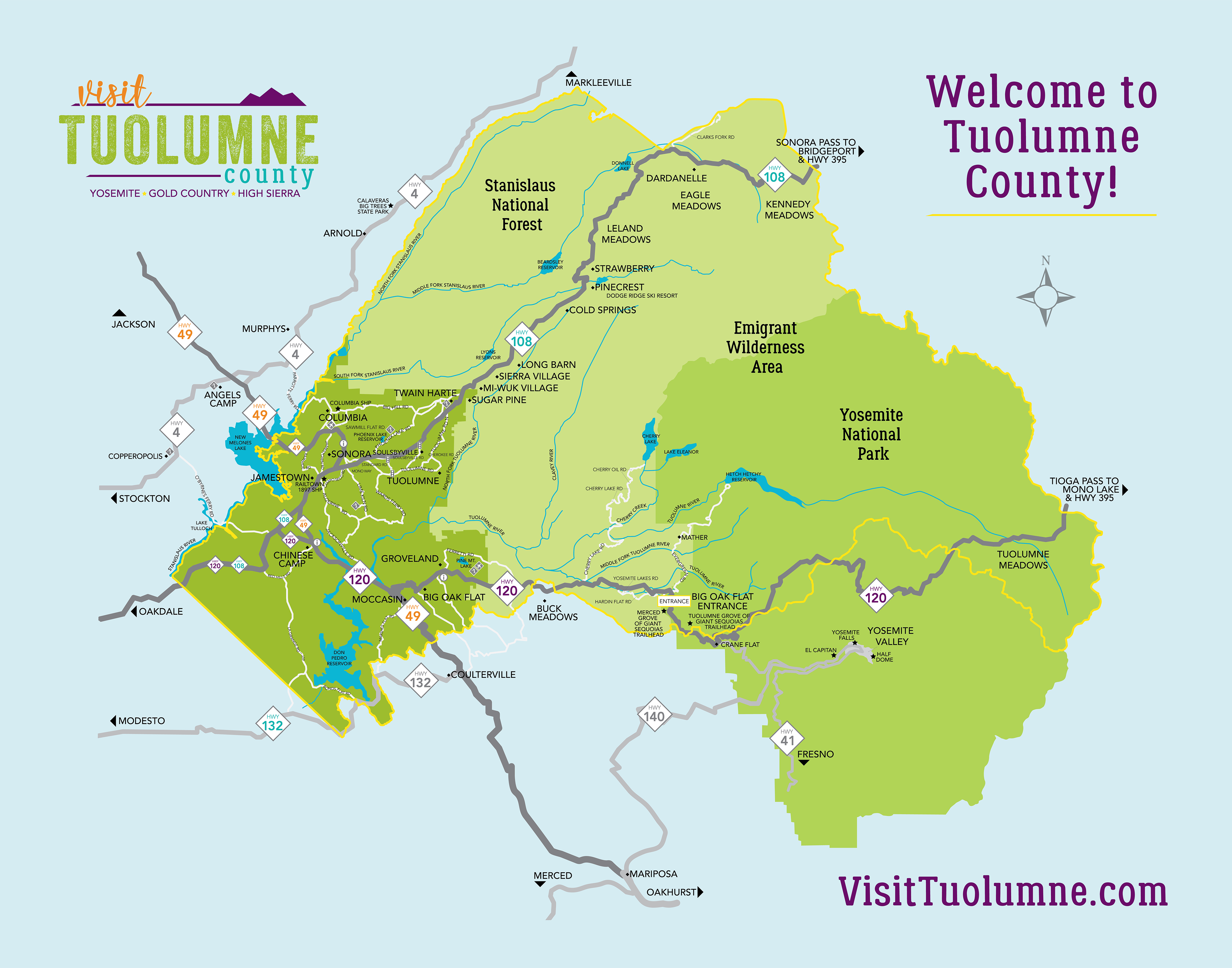 Image result for tuolumne county